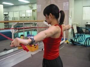 上背部の筋力トレーニング