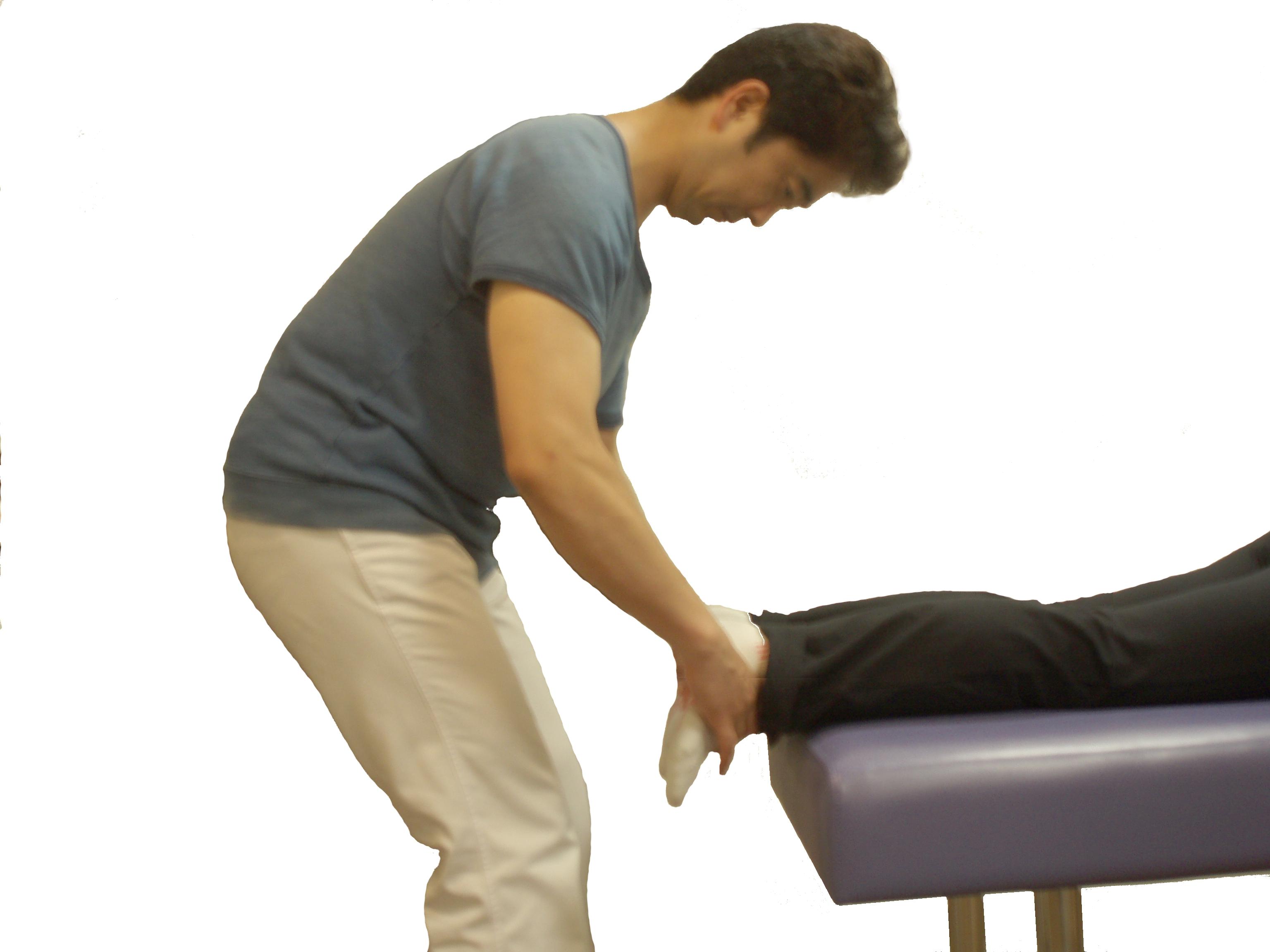 脚長差の診方
