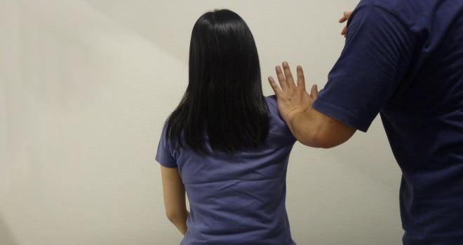肩関節不安定テスト
