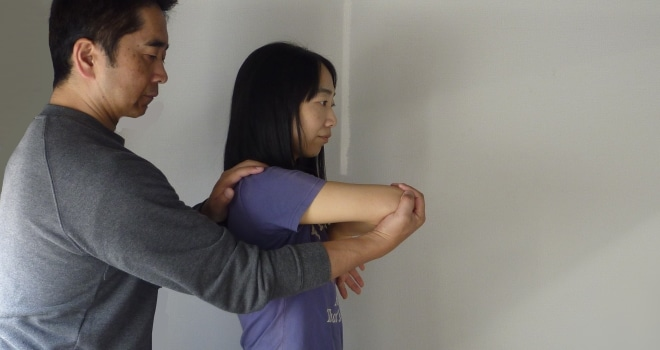 棘上筋衝突テスト(Supraspinatus impingement test)